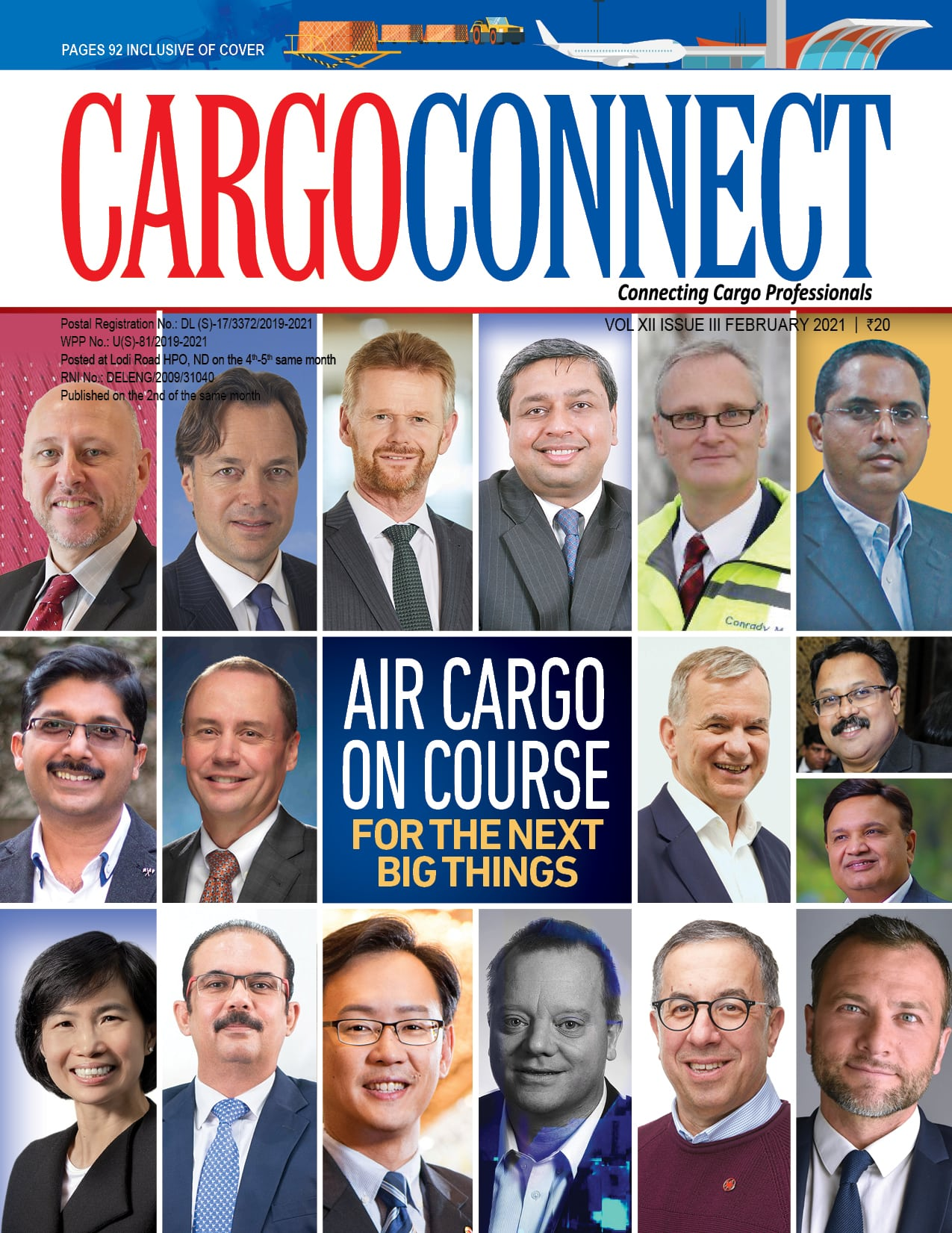 Cargo Connect february 2021