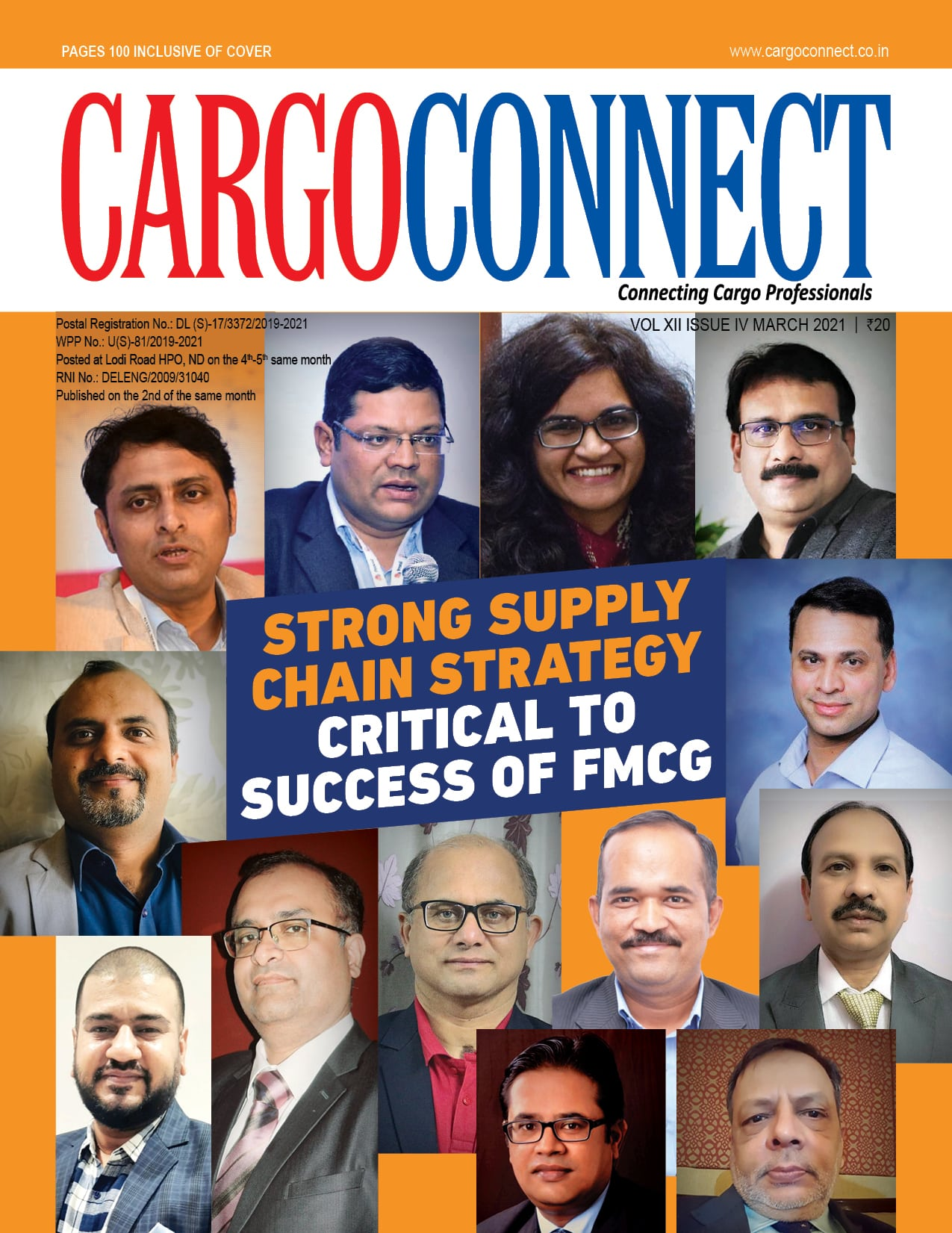 Cargo Connect March 2021