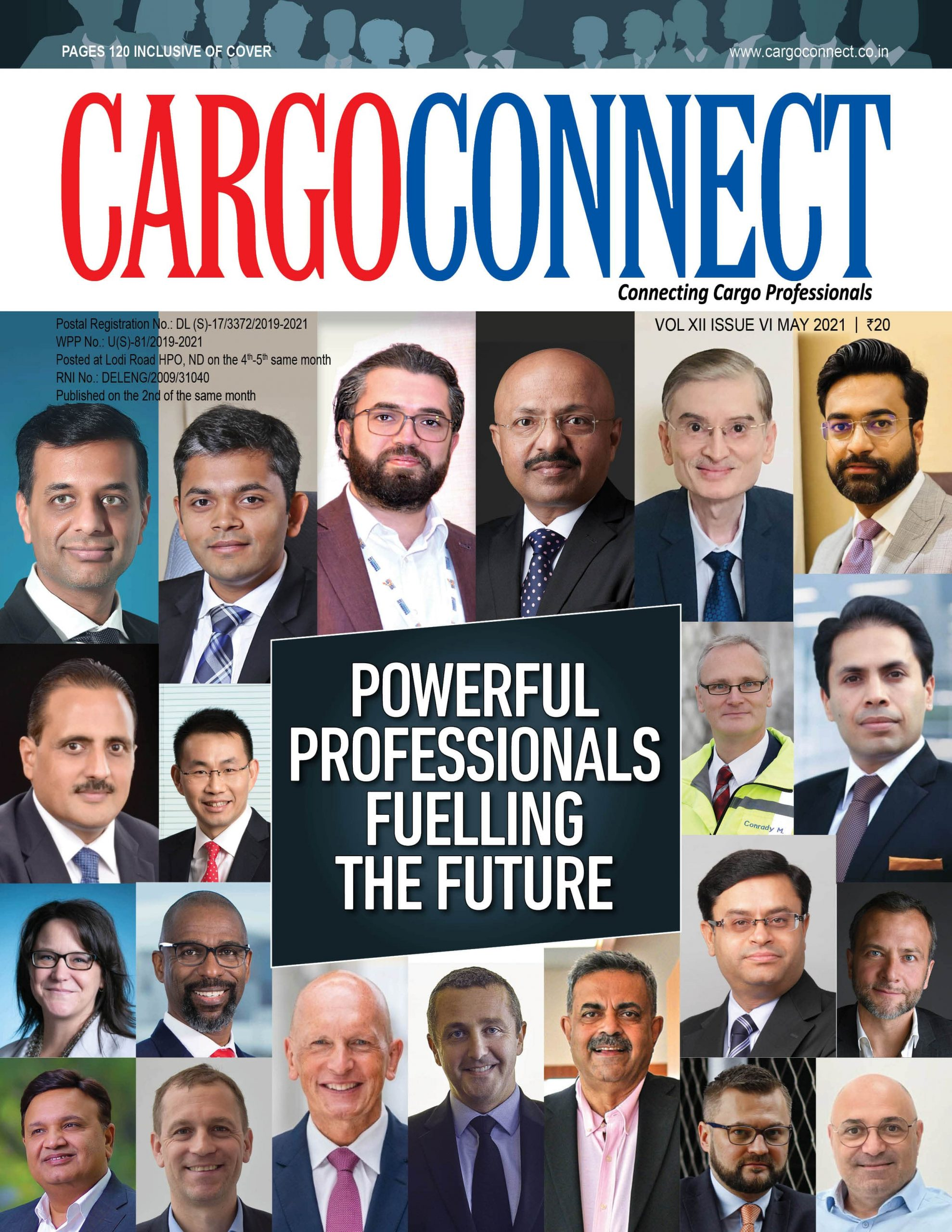 Cargo Connect May 2021